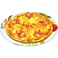 "Pizza ""Hawaii"" (Classic)"