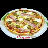 """Pizza """"Vulcano"""" (Jumbo)"""