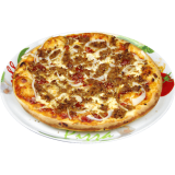"Pizza ""Beef & Onions"" (Classic)"