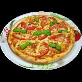 Pizza Caprese (Jumbo)