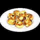Ofenfrische Pizzabrötchen - Inferno