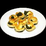 Ofenfrische Pizzabrötchen - Olymp