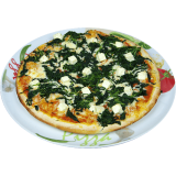 Pizza Athen (Jumbo)