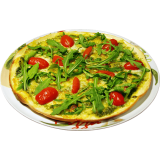 Pizza Pesto (vegetarisch)