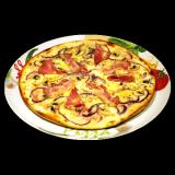 "Pizza ""Schlittenfahrt"" (Classic)"