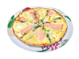 "Pizza ""Spargelland"""