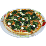 Pizza Veggetaria (Jumbo)