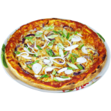 "Pizza ""Chicken Supreme"""