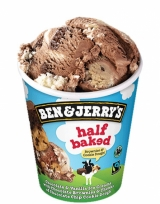 Ben & Jerry´s Half Baked (500 ml)