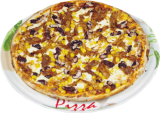 "Pizza ""Acapulco"""