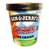 Ben & Jerry´s Strawberry Cheesecake  (500 ml)