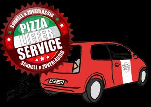 Zum Pizza-Lieferservice im Altenburger Land